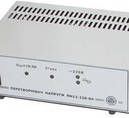 Інвертор ПН24-220-04 ( Uвх=24В, Uвих~220В, 50 Гц, 400 Вт )