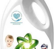 Рідкий пральний порошок Ariel 2,4 л baby (40 пр) Німеччина
