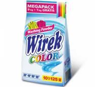 Пральний порошок Wirek Color 10 кг