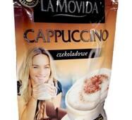 Капучіно La Movida Сappuccino з шоколадним смаком 130 г Польща