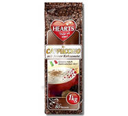 Капучино Hearts Cappuccino with Kakaonote 1 кг Италия