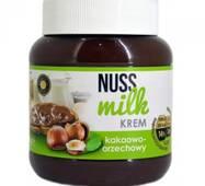 """Шоколадный крем """"Nuss milk"""" Шоколадно-ореховый, 400 г"""