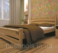 Ліжко ТИС АТЛАНТ 1 180*200 дуб