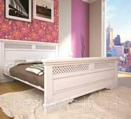 Ліжко ТИС АТЛАНТ 26 140*190 дуб