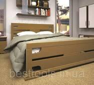 Ліжко ТИС ЕЛЕГАНТ 4 120*200 дуб