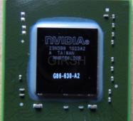 Микросхема для ноутбуков nVidia G86-630-A2