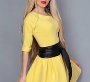 Плаття жіноче клеш 373