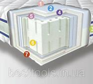 Ортопедичний матрац 3d Aerosystem Neoflex Латекс Зима-літо 160х190