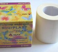 Пластир медичний тип Класичний (на бавовняный основы) 1х500см