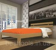 Ліжко ТИС ДОМІНО 1 120*190 бук