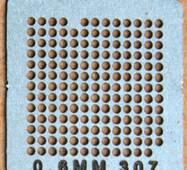 BGA трафарет 0,6mm 307