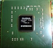 Микросхема для ноутбуков nVidia GF-GO7200-B-N-A3