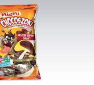 Пластівці Miami Chocoszoki сухі шоколадні, 250 г, Польща