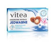Крем-мило з маслом макадамії і ланоліном Vitea Jedwabne100 гр