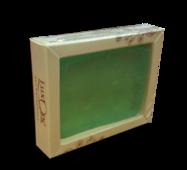 Глицериновое мыло ручной работы Luxone Кедр - можжевельник, Вес 100 г.