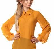 Жіноча шифонова блуза 412