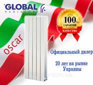 Алюмінієвий радіатор Global Oscar 1600/100 (Італія)