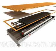 Внутрипольные конвекторы Polvax KEМ.380.3000.90/120 с двумя теплообменниками