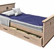 Кровать Шкипер 120 см