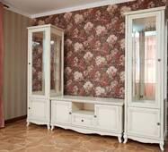 Деревянная стенка Венеция для гостиной