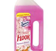 """""""FLOOR"""" - засіб для миття універсальний -  квіткова свіжість"""