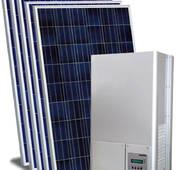 Мережева сонячна електростанція 10 кВт на СБ AEG AS-P728-335