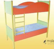 Кровать детская, 2-ярусная