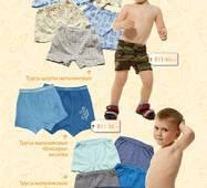 "Дитячий одяг оптом. Труси ""боксери"" «Веселка» арт. В11-38.14"