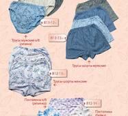 Трикотаж женский оптом. Панталоны арт. В12-15.01