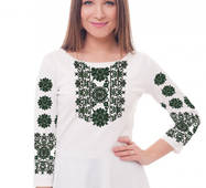 Заготовка для вишивки жіночої сорочки СЖ - 22
