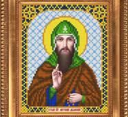 Заготовка для вышивки иконы Святого Антония