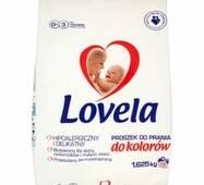 Дитячий гіпоалергенний пральний порошок Lovela 1.625 кг 13 прань