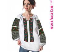 Заготовка для вишивки жіночої сорочки СЖ - 78