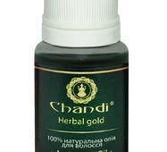 """Натуральна олія для волосся """"Амла"""" Chandi, 10мл"""