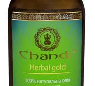 Натуральна олія для волосся 'Трав'яне' Chandi, 100 мл
