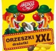 Драже арахис Skawa Orzeski Drażetki ХХL Клоун, 130 г, Польша