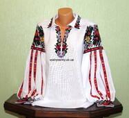 Комплект вышиванок ручной работы Галичина