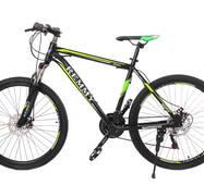 Велосипед 26 Remmy ASTOR 19 AM DD черно-зелений (м)