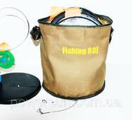 Жерлицы (оснащенные 10 шт. в сумке) Fishing ROI