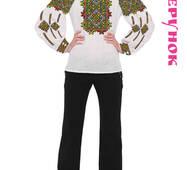 Заготовка для вишивки жіночої сорочки СЖ - 114