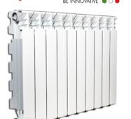 Алюмінієвий радіатор Fondital EXCLUSIVO 350/100 B4 (Італія)