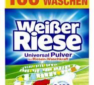 Пральний порошок Weisser Riese Uniwersal 100 прань
