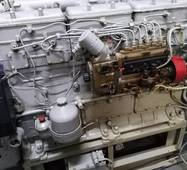 Двигун К657М, завод Токмак