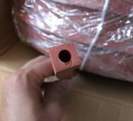 Уплотнитель силиконовый для дымогенератора термокамеры REXPOL