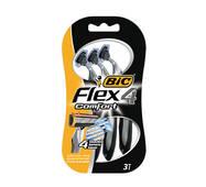 Одноразовий станок BIC Flex 4 comfort купити в Україні