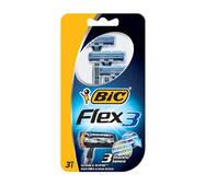 BiC Flex3 станки з 3 лезами одноразові 3 шт. купити недорого