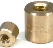 Трапецеїдальна бронзова гайка HBD Tr.24x5