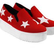 Женские слипы Star (RED)