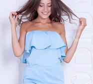 Женский комбинезон Charlie (BLUE)