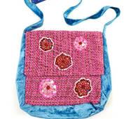 Женская сумка Leston (BLUE)